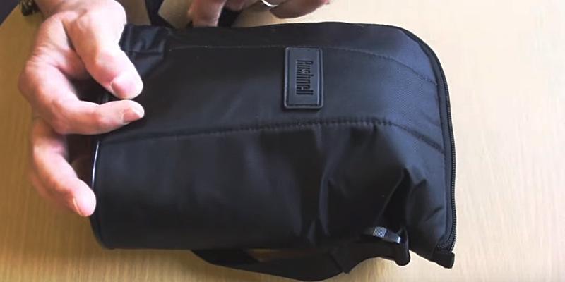 sacoche de rangement fournie avec la jumelle bushnell lynx
