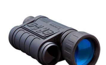 test complet du monoculaire de vision nocturne numérique bushnell equinox z