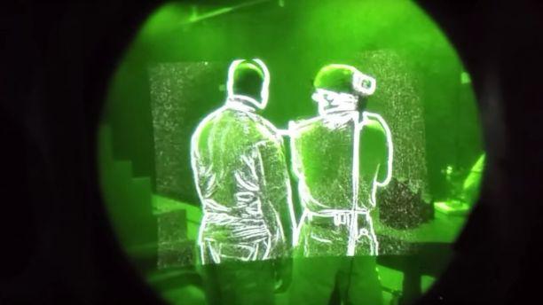 la nouvelle technologie de vision nocturne dévoilée par l'armée us