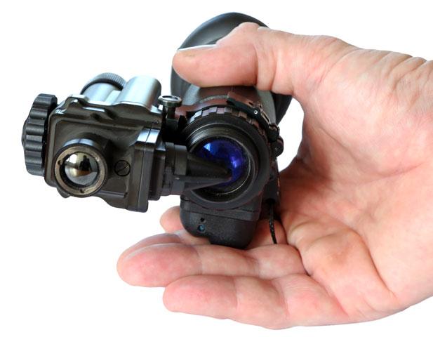 système de vision thermique clipir pour pvs7 et pvs14