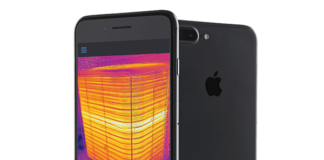 test complet de la camera thermique flir one pro