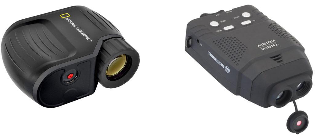 Deux modèles phares pour débuter dans le domaine de la vision nocturne