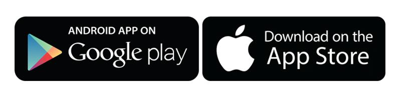 icones illustrant la compatibilité de la caméra thermique FLIR ONE PRO avec les smartphones sous ios et android