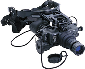 photo d'un appareil de vision nocturne de 3e génération U.S GEN3