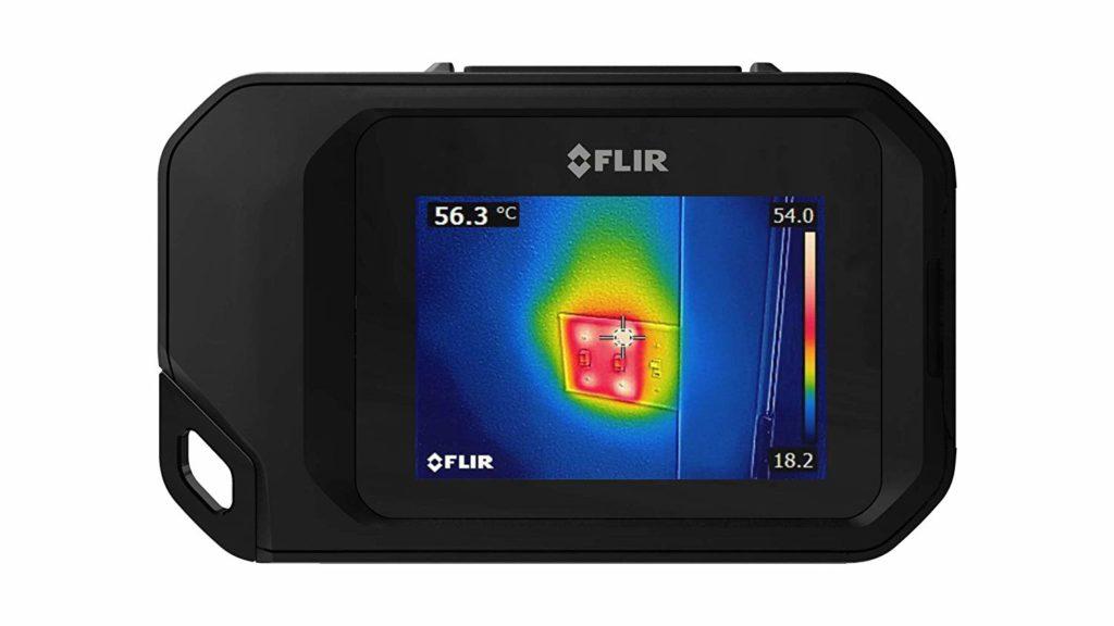 caméra thermique compacte flir C3