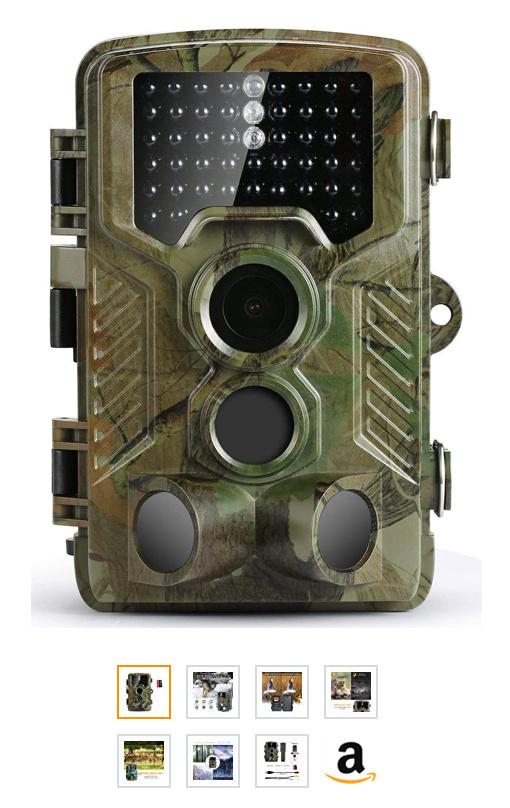 photo de la caméra de chasse coollife