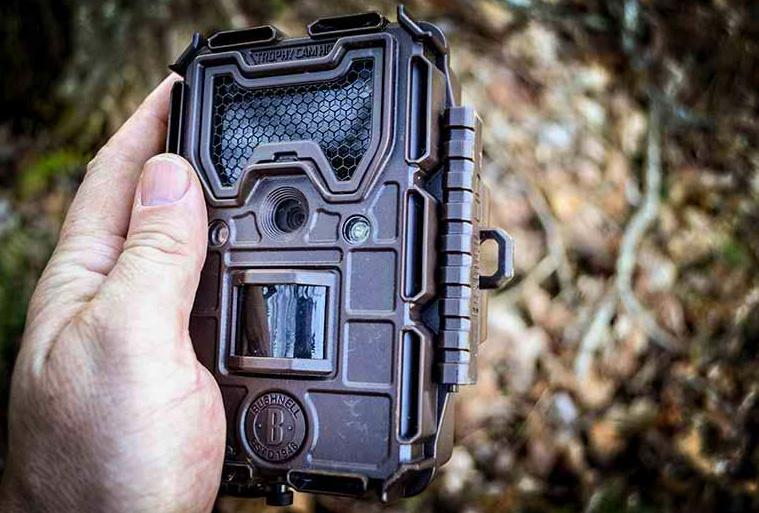 photo de la caméra de chasse bushnell trophy cam